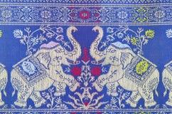 De doek van de patroonstof Royalty-vrije Stock Afbeelding