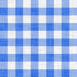De doek van de picknick royalty-vrije illustratie
