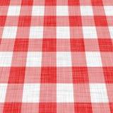 De doek van de picknick Stock Afbeeldingen