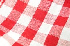 De doekachtergrond van de picknick Royalty-vrije Stock Fotografie
