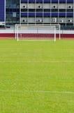 De doelstellingen van de voetbal Royalty-vrije Stock Afbeeldingen
