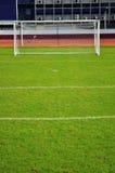 De doelstellingen van de voetbal Royalty-vrije Stock Fotografie
