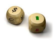 De dollar groeit royalty-vrije illustratie