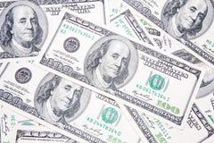De dollar van de V Stock Afbeeldingen