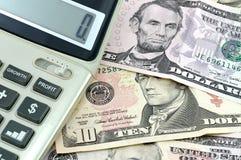 De Dollar van de V.S. Royalty-vrije Stock Afbeelding