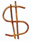 De dollar van de V.S. Royalty-vrije Stock Foto