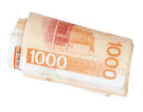 De Dollar van Hongkong Stock Fotografie