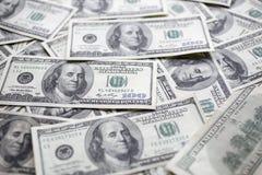 De Dollar van Verenigde Staten Stock Afbeelding