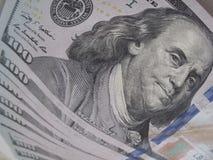 De dollars van de V Stock Foto