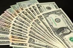 De dollars van de V.S. Stock Afbeelding
