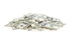 De Dollars van de V.S. Royalty-vrije Stock Foto's