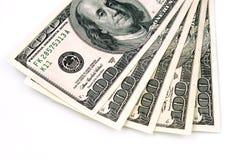De Dollars van de V.S. Stock Foto's