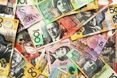 De dollars van het geld Royalty-vrije Stock Afbeelding