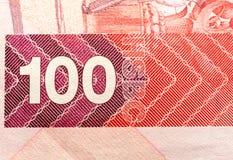 De dollars van Hongkong Stock Afbeelding