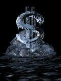 De dollars van verdragen #2 Stock Foto's