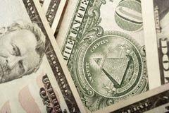 De dollars van Verenigde Staten Stock Fotografie
