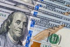 De dollars van Verenigde Staten Royalty-vrije Stock Afbeelding