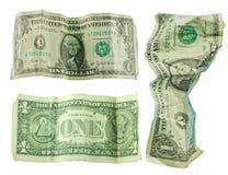 De dollars van Verenigde Staten (vs) Royalty-vrije Stock Foto
