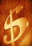 De dollarteken van de V.S. Royalty-vrije Stock Afbeelding