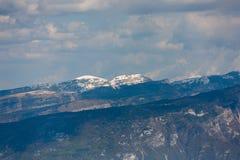 De Dolomietbergen Royalty-vrije Stock Foto's