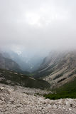 De Dolomietbergen Stock Foto's