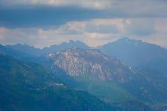 De Dolomietbergen, Italië Stock Fotografie