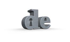 De domain Image stock