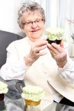 De domeinen van de oma, heerlijke jam Royalty-vrije Stock Fotografie
