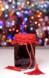 De domeinen van Kerstmis Stock Foto