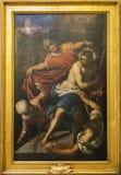 ` De Domenico Tintoretto ` incorazione di spine fotos de archivo libres de regalías