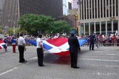 De Dominicaanse de Dagparade van 2014 in Manhattan 5 Royalty-vrije Stock Afbeeldingen