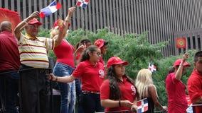 De Dominicaanse de Dagparade van 2014 in Manhattan 17 Royalty-vrije Stock Afbeelding