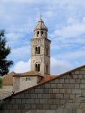 De Dominicaanse Toren van het Klooster (189) Stock Afbeeldingen