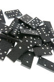 De domino's sluiten omhoog Stock Fotografie