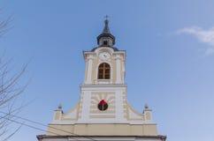 De domnului-Middelen van Bisericainaltarea Stock Foto