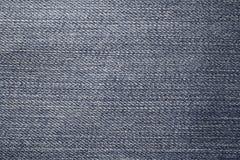 De donkerblauwe achtergrond van de denimtextuur Royalty-vrije Stock Afbeelding