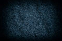 De donkerblauwe achtergrond van de zandtextuur Royalty-vrije Stock Fotografie