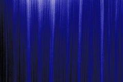 De donkerblauwe het patroon abstracte achtergrond van de kleurentextuur kan gebruik zijn als muurdocument pagina van de de brochu Stock Foto