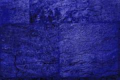 De donkerblauwe het patroon abstracte achtergrond van de kleurentextuur kan gebruik zijn als muurdocument pagina van de de brochu Royalty-vrije Stock Afbeeldingen