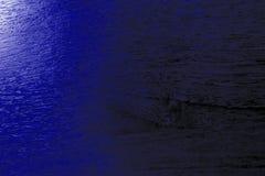 De donkerblauwe het patroon abstracte achtergrond van de kleurentextuur kan gebruik zijn als muurdocument pagina van de de brochu Royalty-vrije Stock Foto