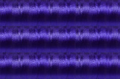 De donkerblauwe purpere achtergrond van de draadtextuur Stock Foto's
