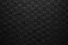 De donkere achtergrond van de canvastextuur Stock Foto's