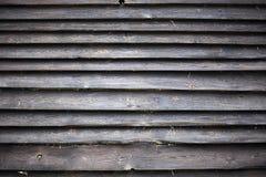 De donkere achtergrond van de grunge houten textuur. Stock Afbeelding