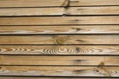 De donkere achtergrond van de houtmuur Stock Fotografie