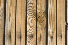 De donkere achtergrond van de houtmuur Royalty-vrije Stock Foto
