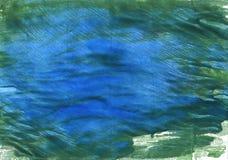 De donkere achtergrond van de lei grijze abstracte waterverf Royalty-vrije Stock Foto's