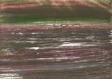 De donkere achtergrond van de lever abstracte waterverf Stock Afbeelding
