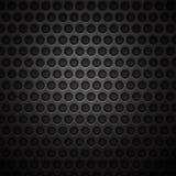 De donkere achtergrond van de metaalcel Stock Afbeeldingen