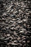 De donkere achtergrond van de steentextuur Stock Foto's