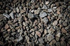 De donkere achtergrond van de steentextuur Stock Afbeeldingen